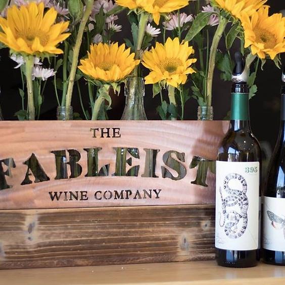 The Fableist Wine Dinner