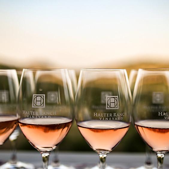 Halter Ranch Vineyards Wine Tasting Dinner