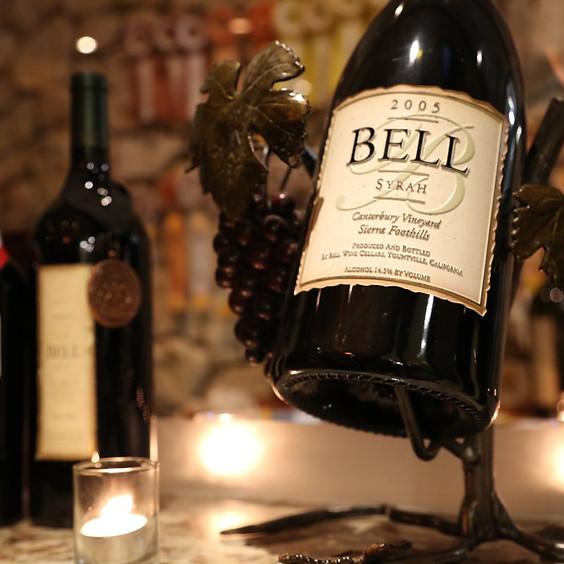 Bell Wine Cellars Tasting