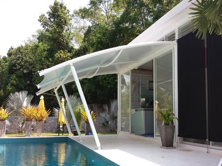 From Pool House to Cool House