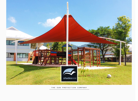 Kids need shade & protection from harmful UV! Ask us about shade solutions for schools, playgro