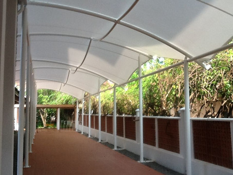 A Walkway For 70 Newborn Cambodian Kids Per Day!