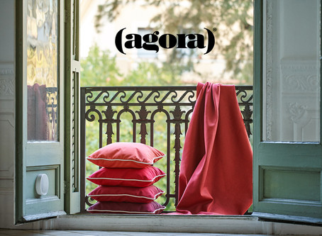Agora® stylish fabrics for outdoors