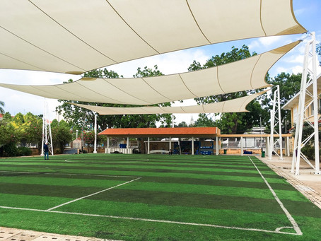 Shadesasia has a dedicated schools & sports grounds business unit specializing in shade solutio