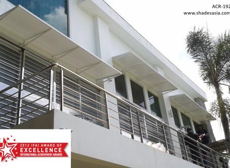 Modern Awnings For Modern Buildings