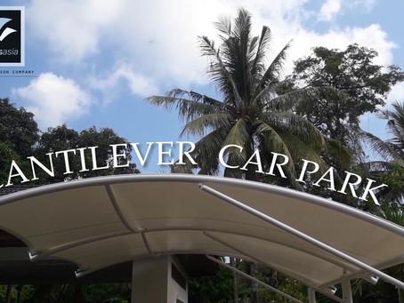 Cantilever Car Park