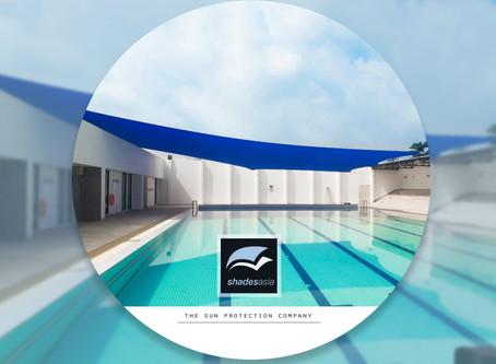 Cool pools …. big ones, small ones, school pools.