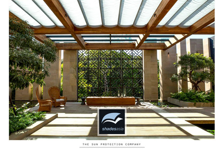 More shade solutions from #thesunprotectioncompany