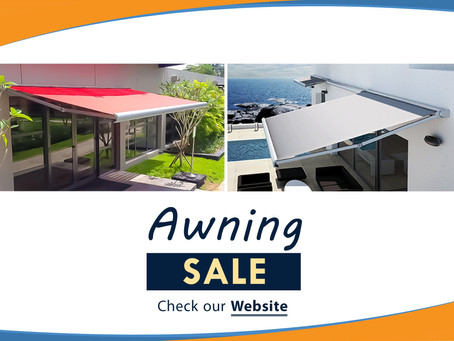 Awning SPECIAL SALE