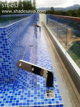 316 stainless steel for swimming pools