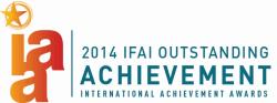 IAA14 Winners Achievement logo