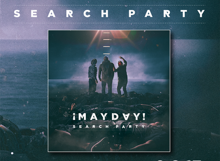 #SEARCHPARTY is up for Pre Order!