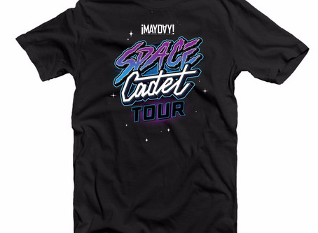 Space Cadet Tour Tees 50% off!!!