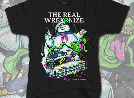 New Collab with Toy Snobs! Limited Tee!