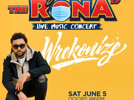 Wrekonize - LIVE in COLORADO JUNE 2021