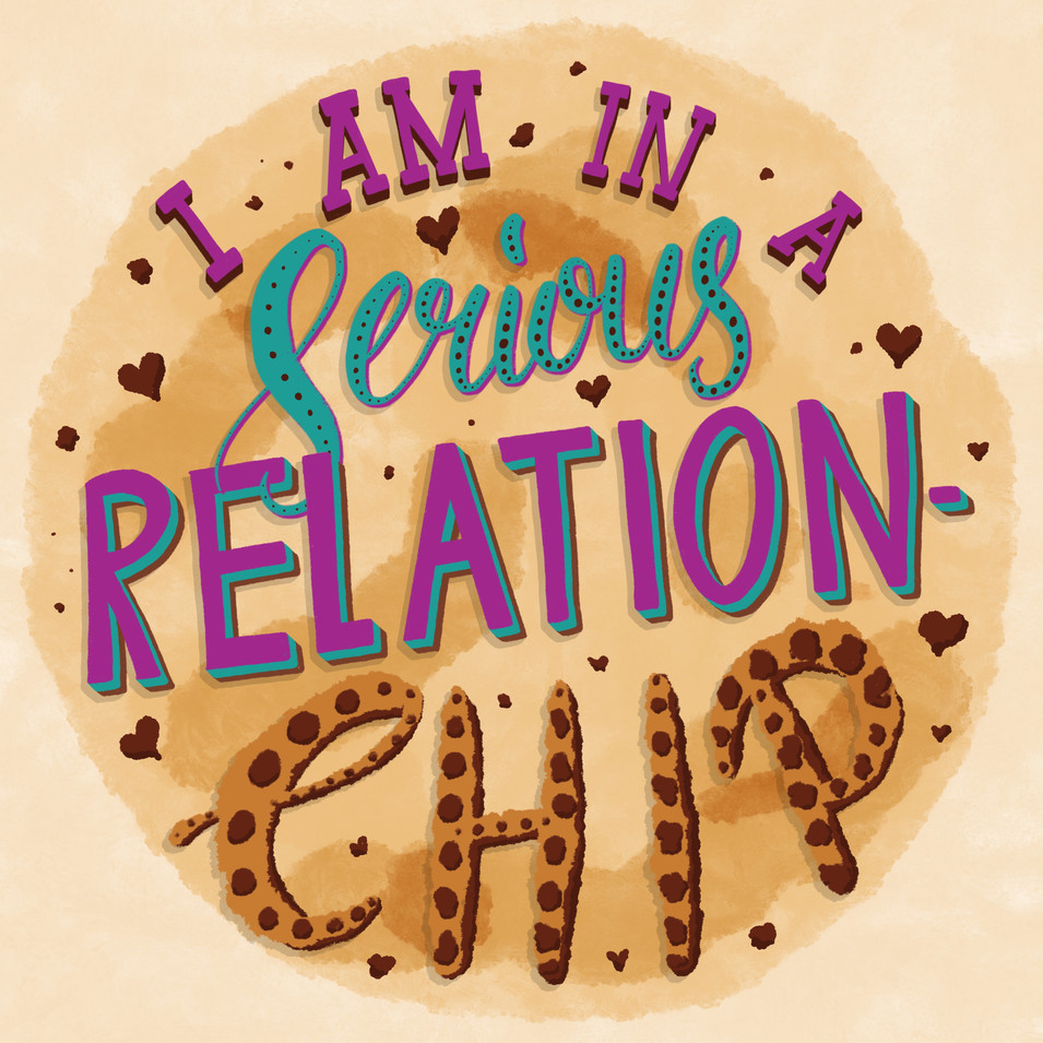 Serious Relation-chip