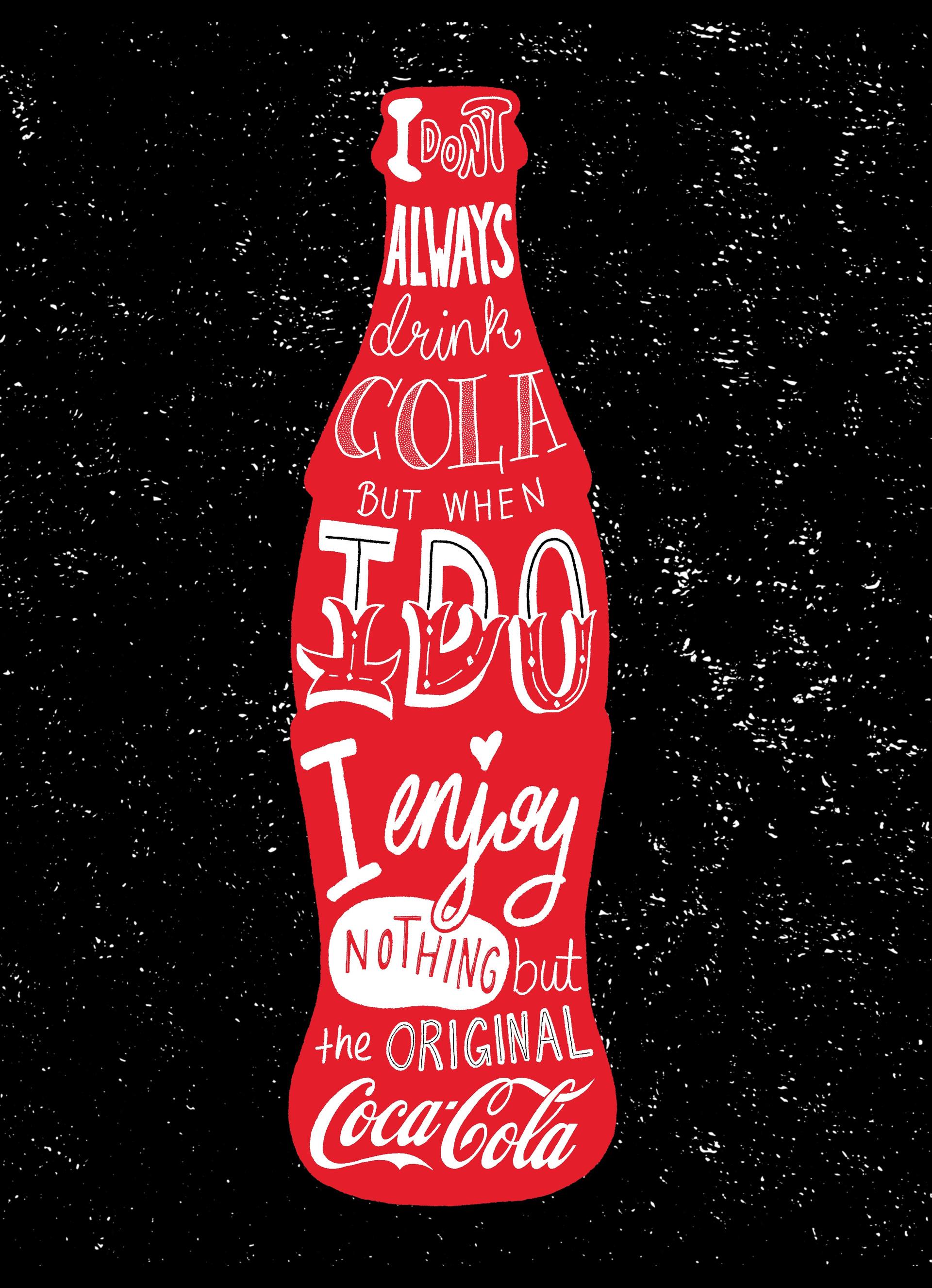 Coca Cola // Ezgi Platin