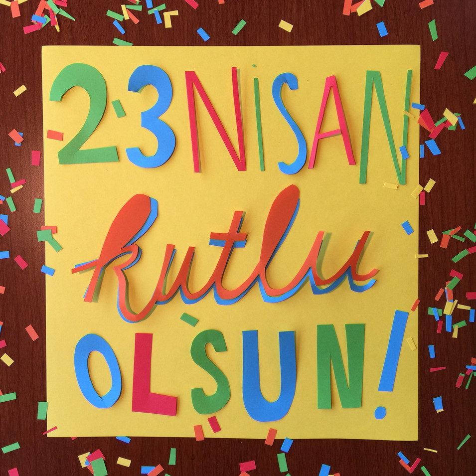 23 Nisan Kutlu Olsun
