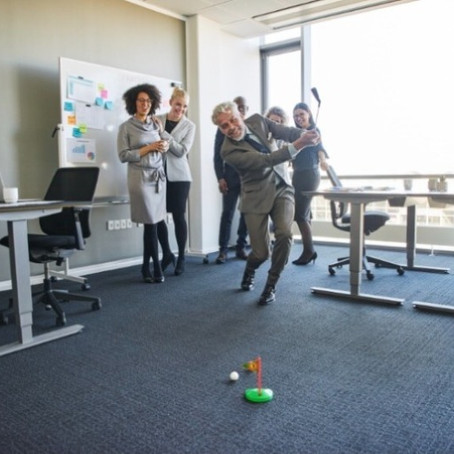 Motivating Your Team Through Friendly Competition
