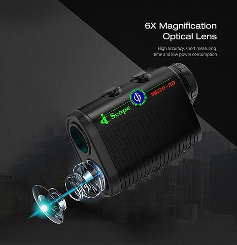 IC Scope MK20-20    New Release 2018 Laser Rangefinder