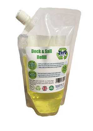 Marine 16 ZERO Deck and Sail Cleaner 500ml Concentrate Refill Pack