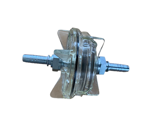 In-line Strainer for Diesel Dipper