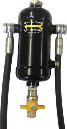 Marine Fuel Purifier 100