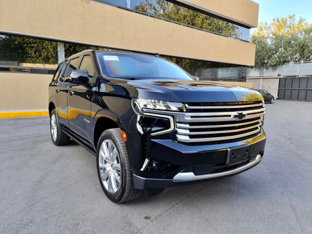 CHEVROLET TAHOE HIGH COUNTRY 2021 NIVEL 3+ MULTIHIT
