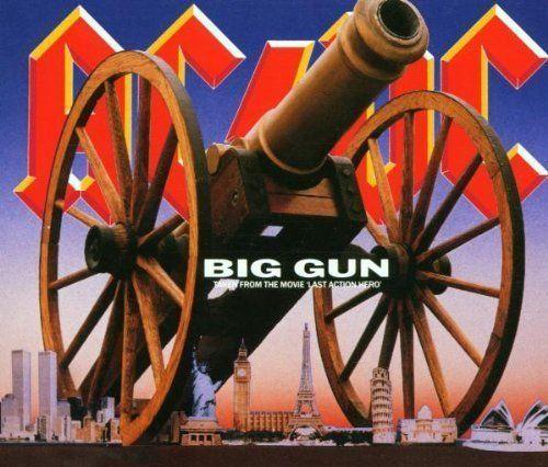Big Gun, Last Action Hero Soundtrack