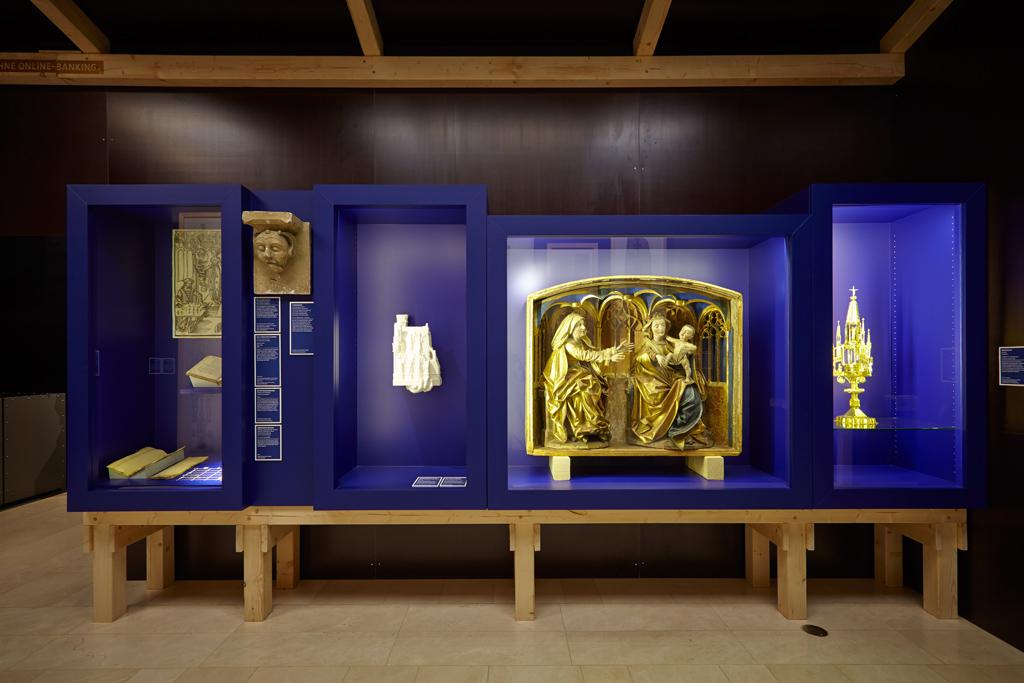 "Ausstellung ""Baustelle Gotik"" 05"