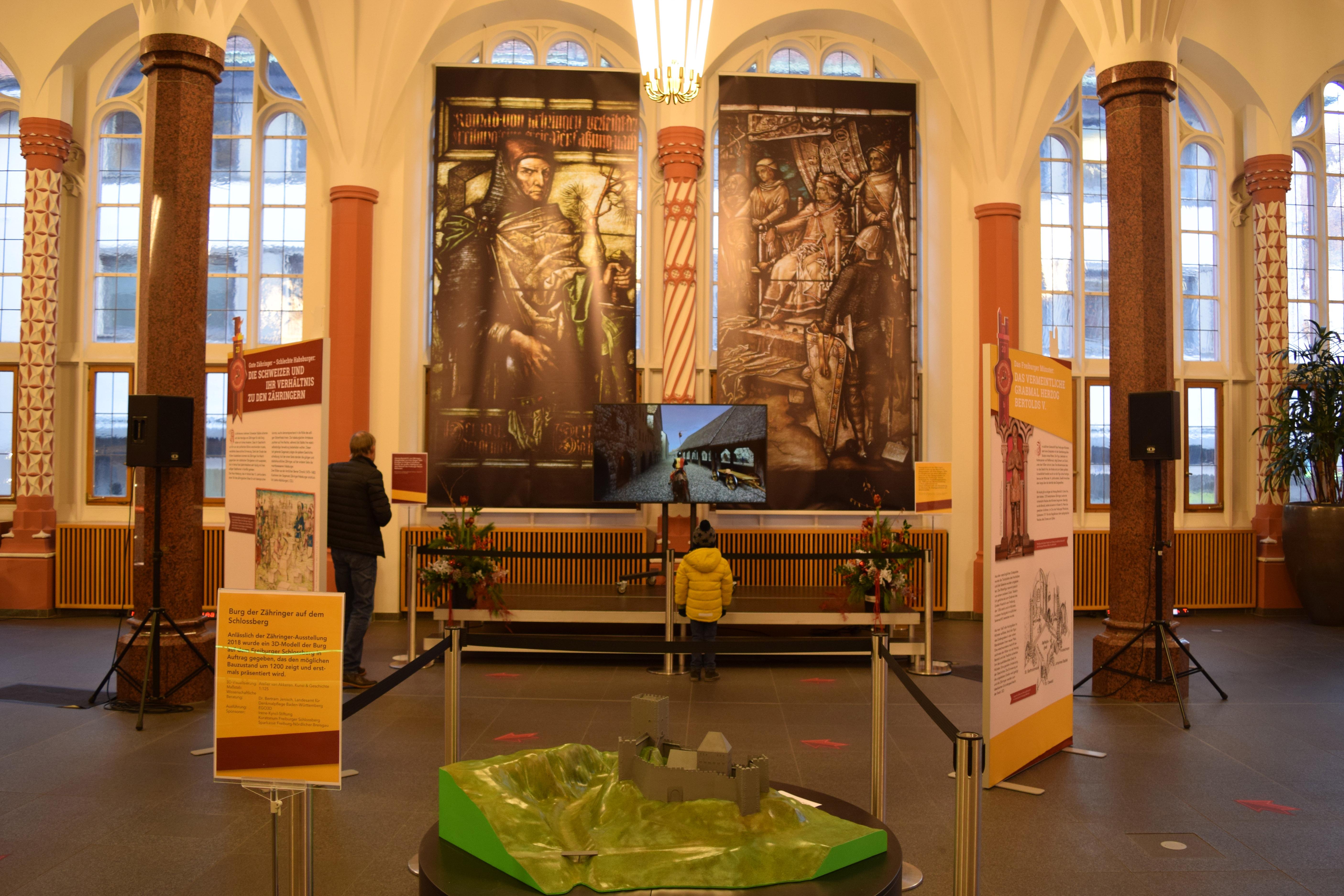 Ausstellung: Die Zähringer 03