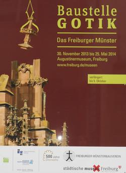 "Ausstellung ""Baustelle Gotik"" 01"