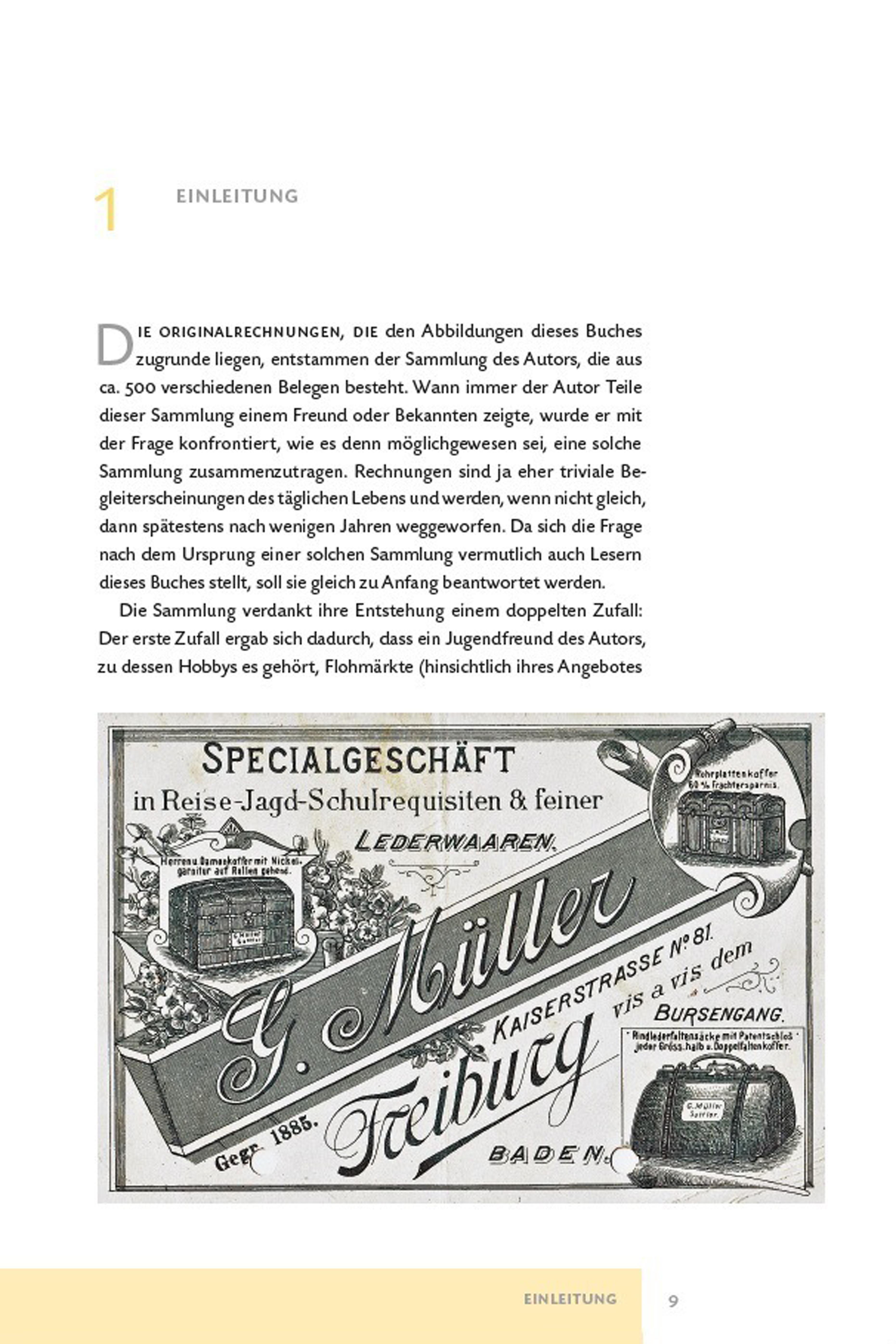 Freiburger Warenwelt um 1900 03