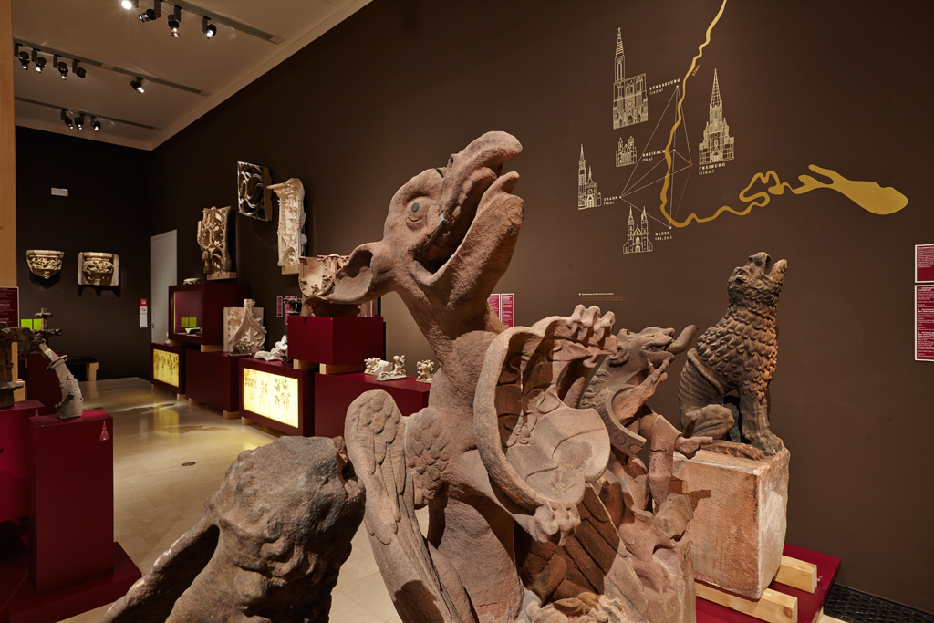 "Ausstellung ""Baustelle Gotik"" 02"