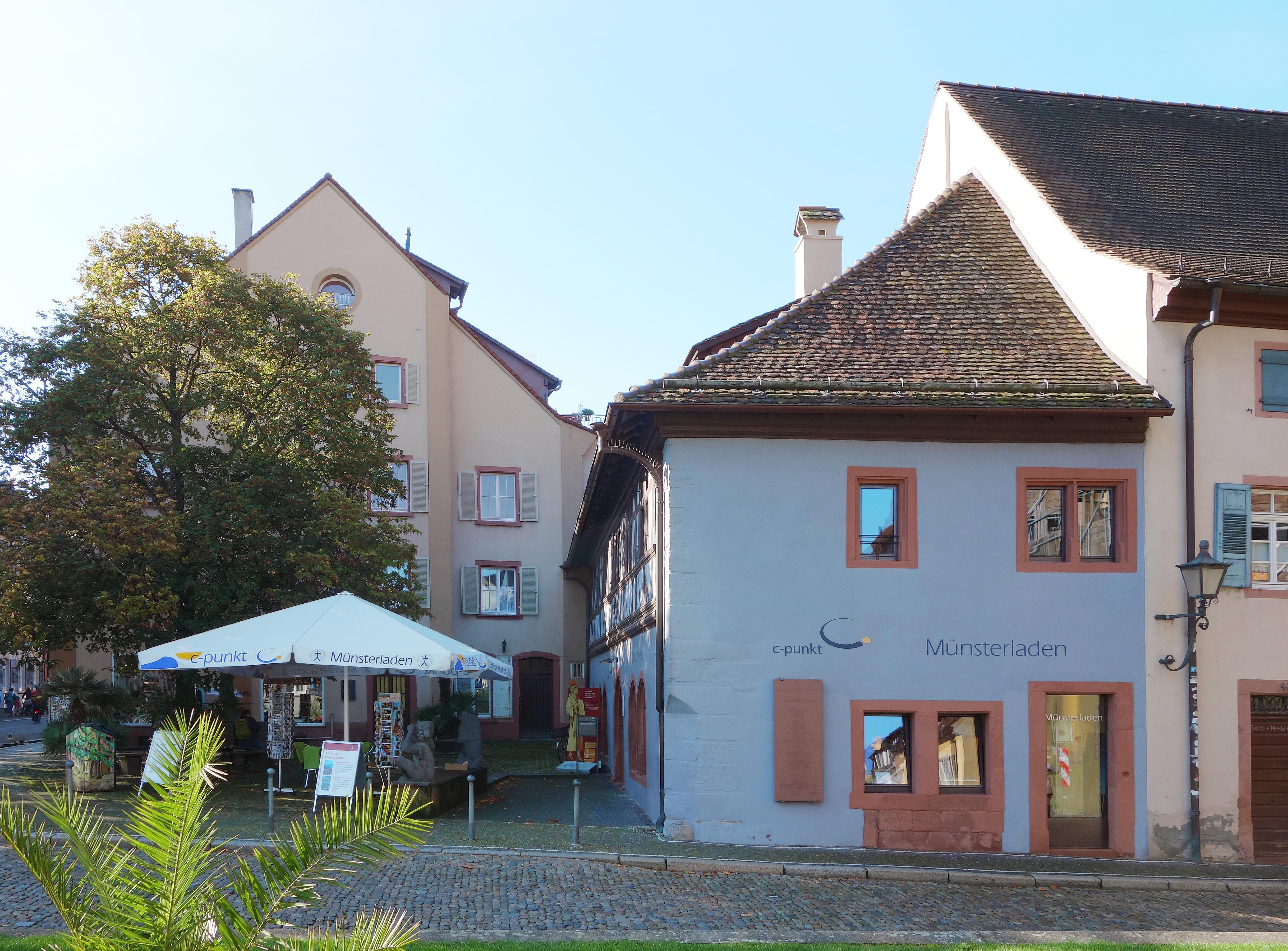 Alte Münsterbauhütte 01