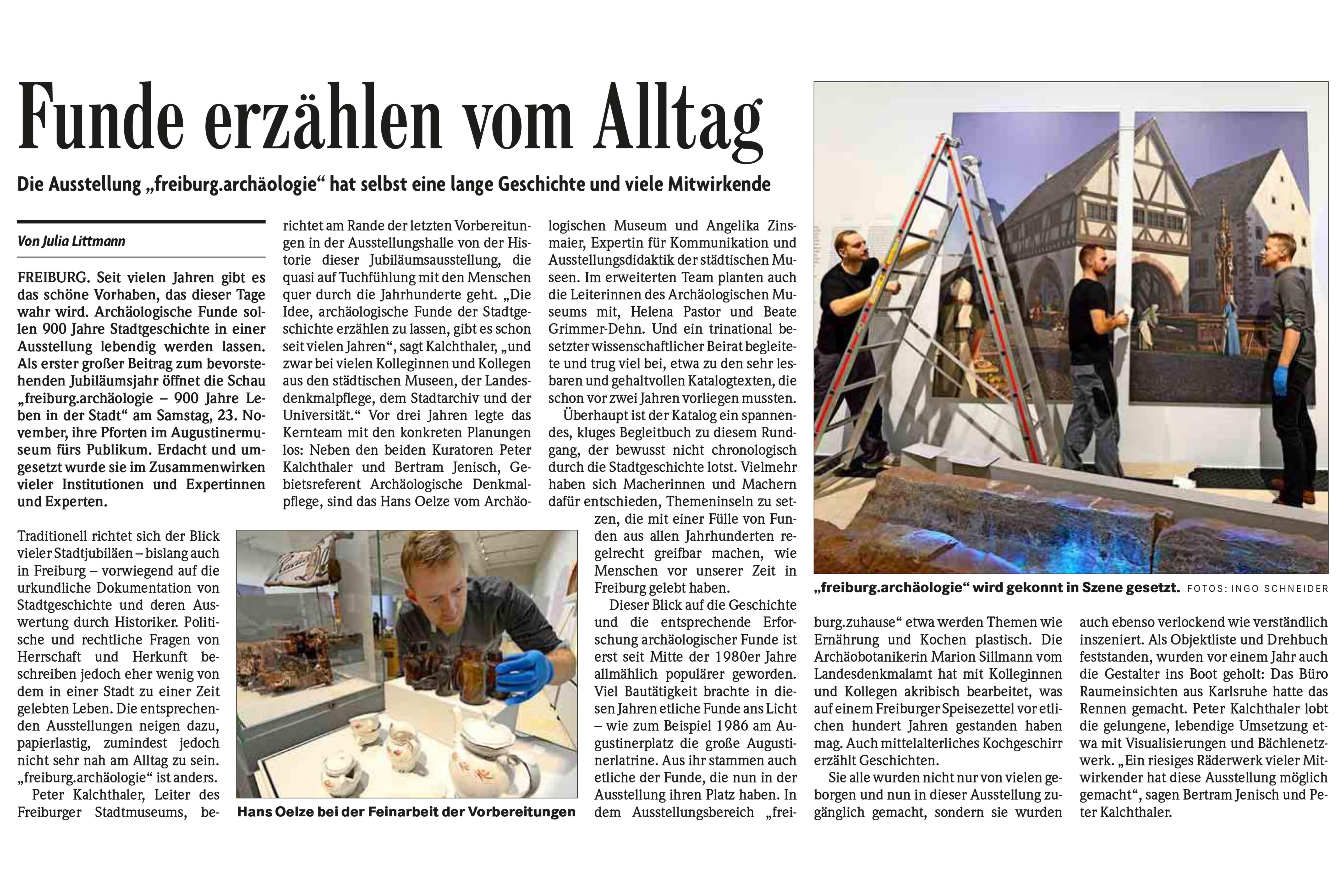 Freiburg@Archäologie 02