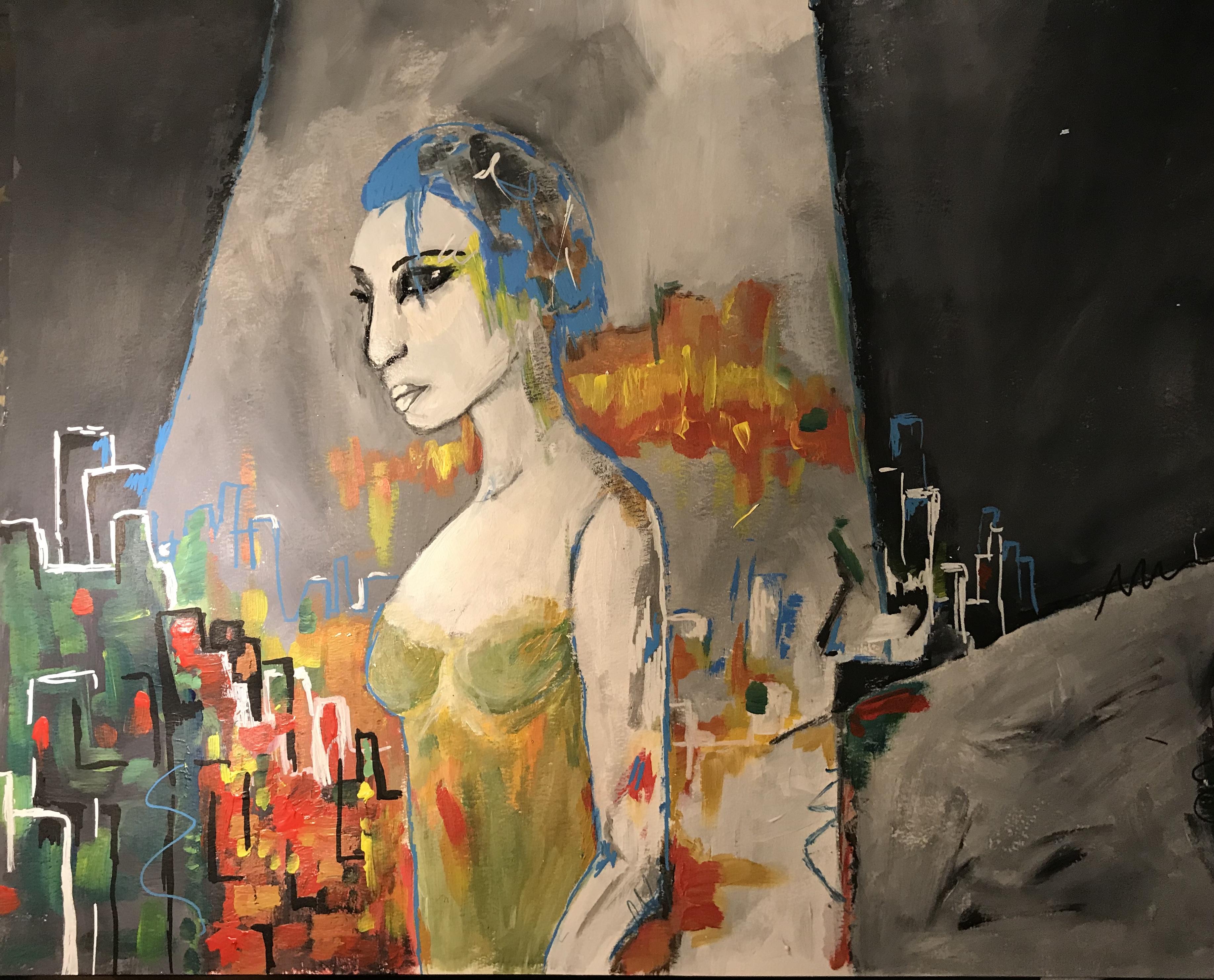 'Lady of Mars'