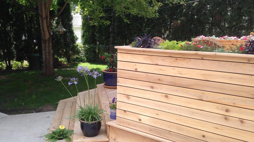 Highland Cedar Deck #2