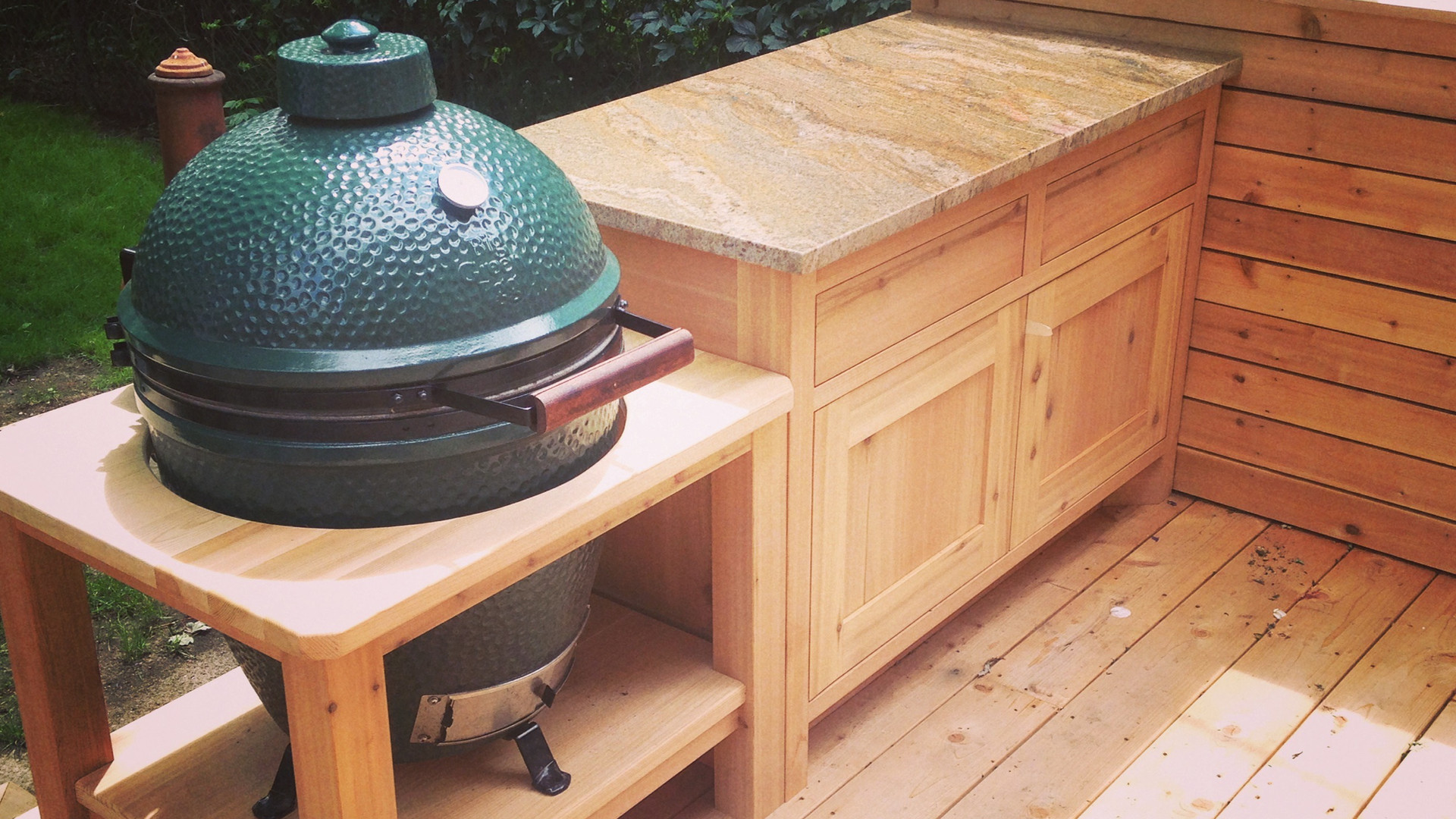 Highland Cedar Deck #3
