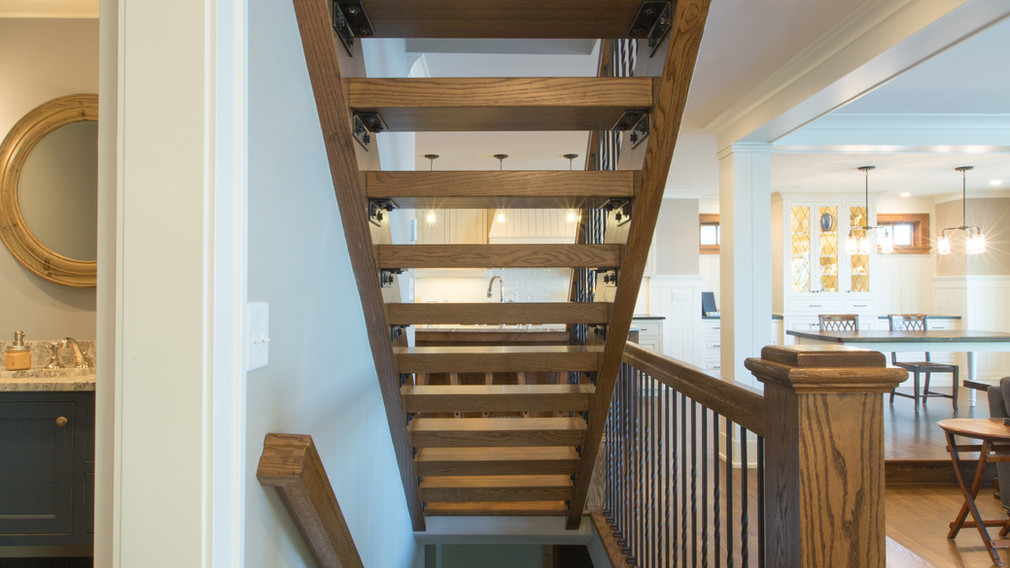 Lake Minnetonka, Excelsior, Stairs