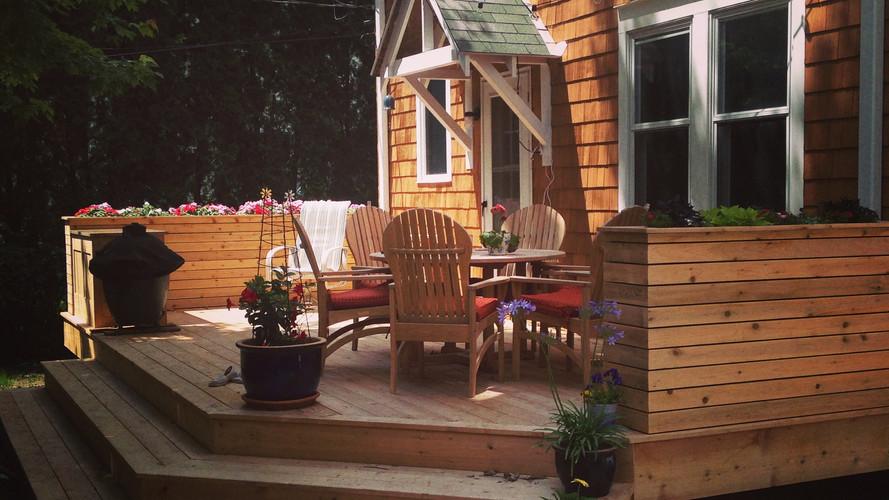Highland Cedar Deck #1