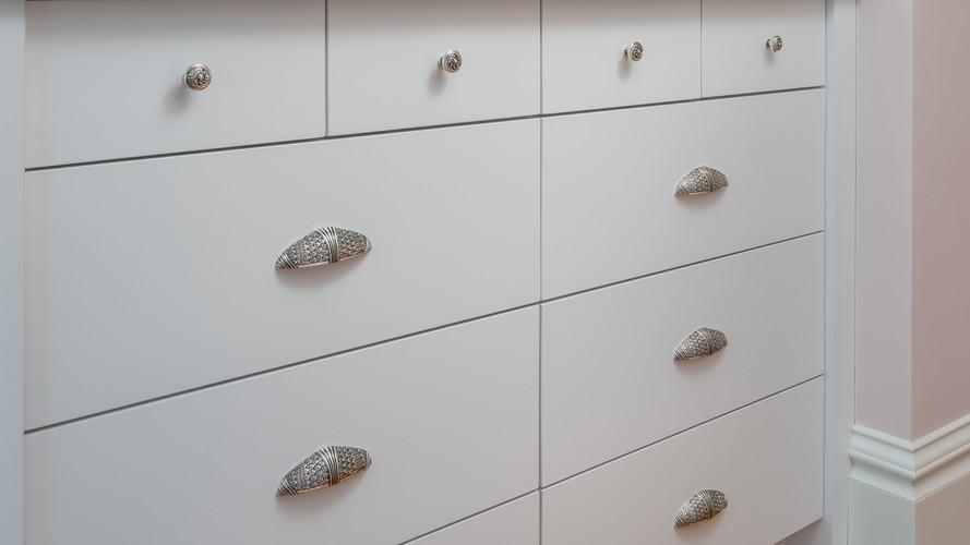 Lake Minnetonka Custom Built-in Dresser