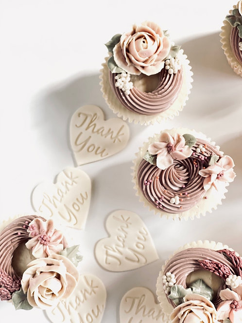 (Box of 6 cuppies )free Northside delivery between 11am to 2 pm
