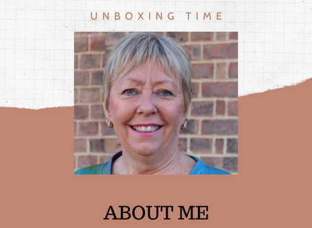 UNBOXING TIME - CLEARING THE MIND CLUTTER