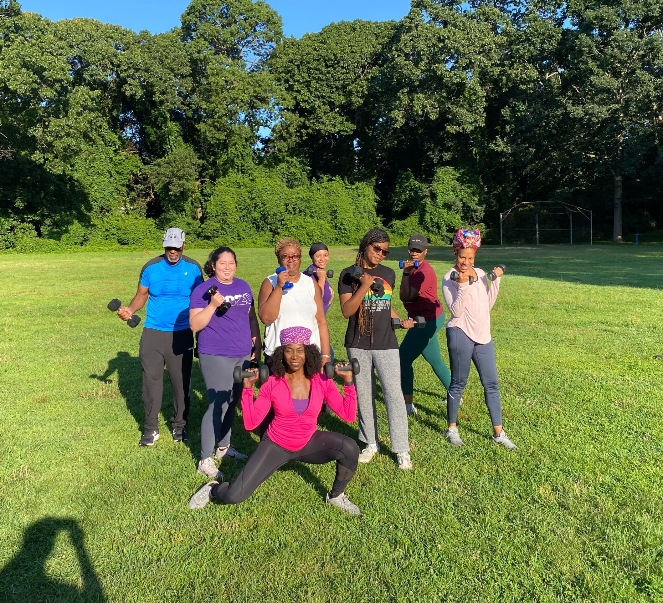 StrongHer Saturdays Fall into Fitness!