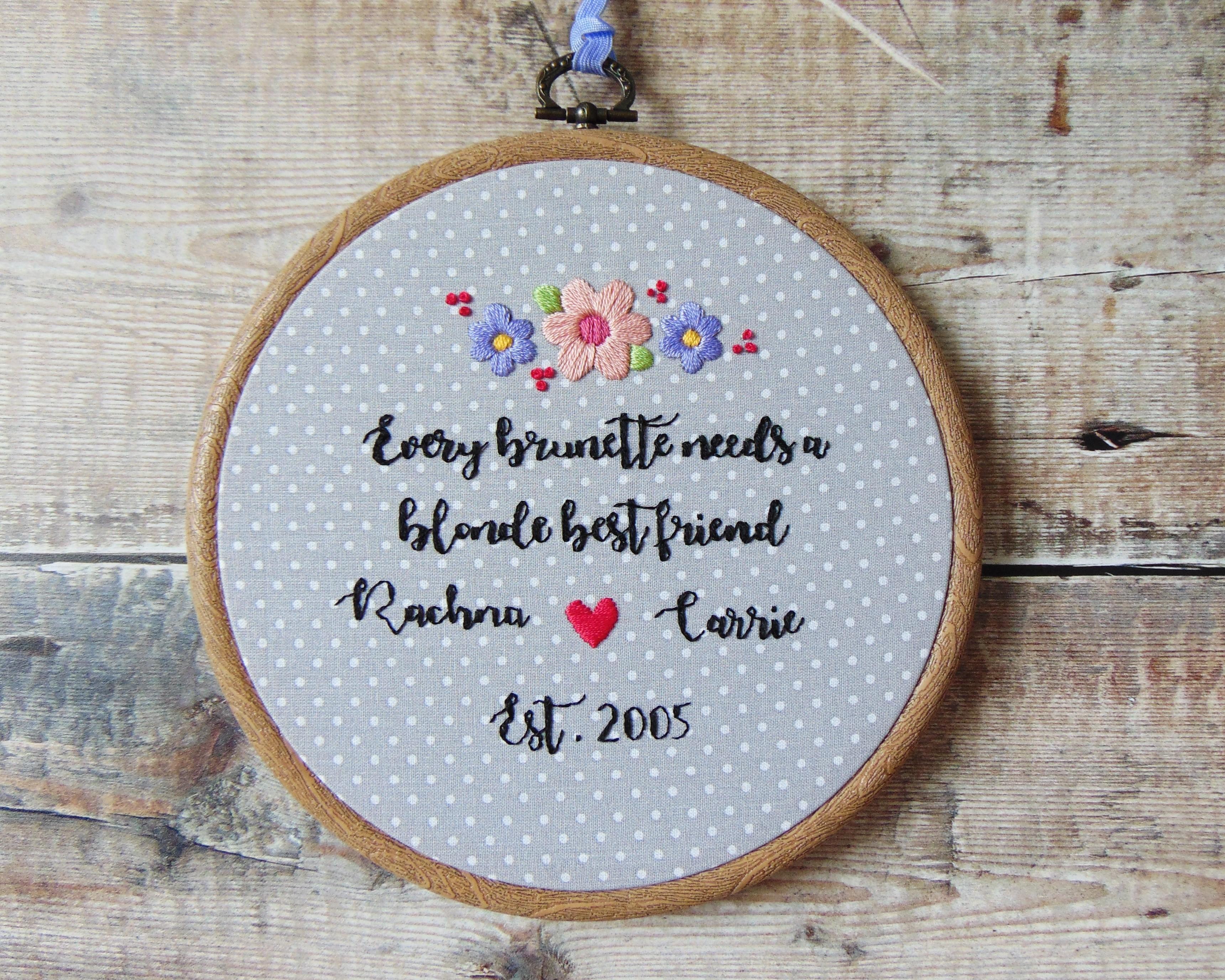 Floral Dotty Friendship Quote 1 - Copy