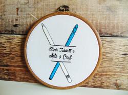 Logo - Steph Tebbutts Arts & Craft