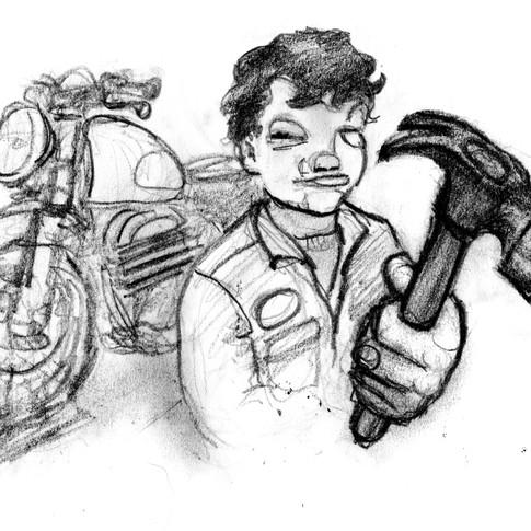 Hack Mechanic