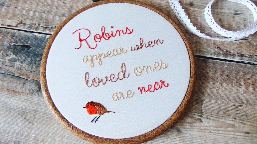 Robins & Loved Ones