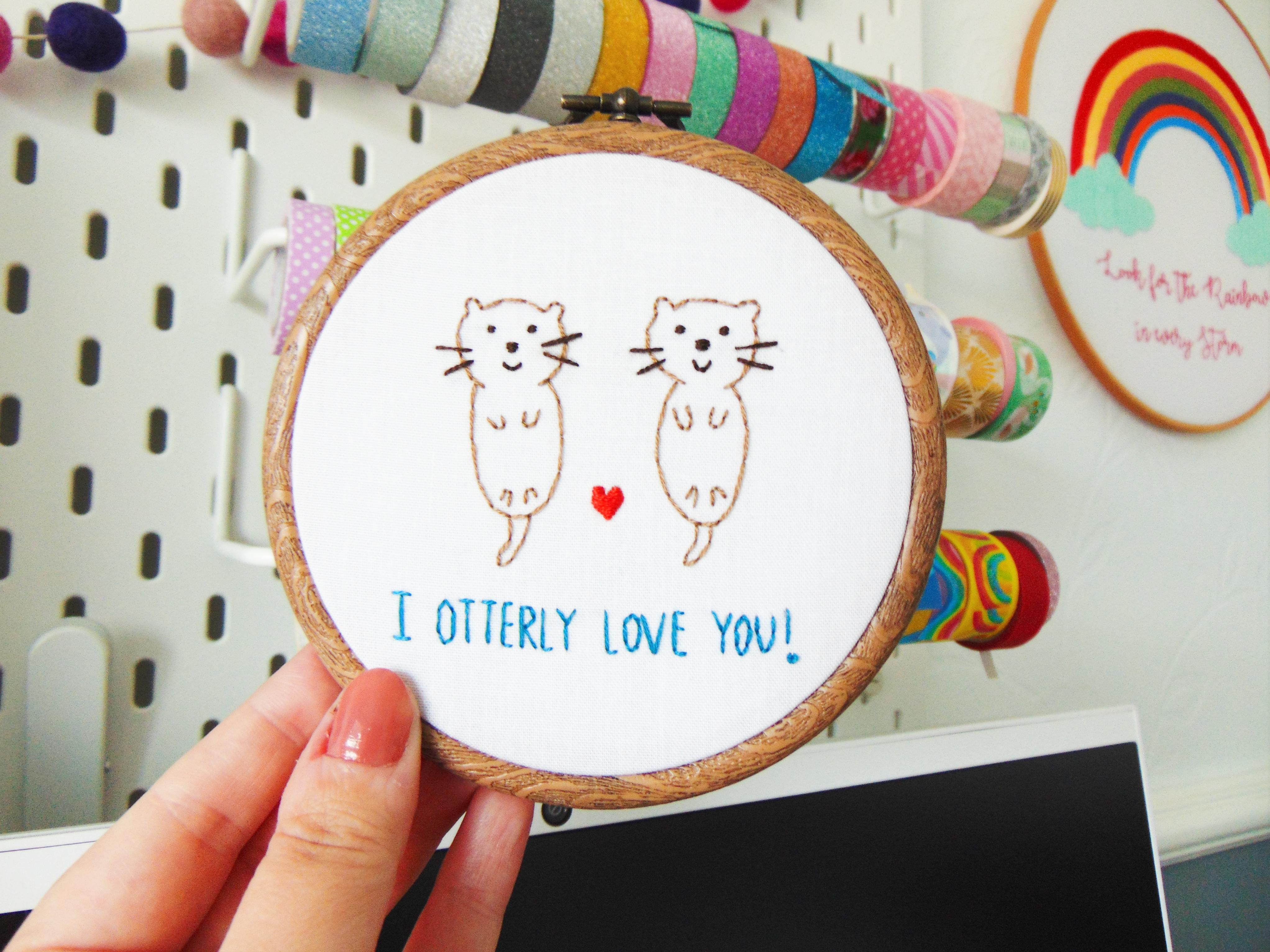 I Otterly Love You 6